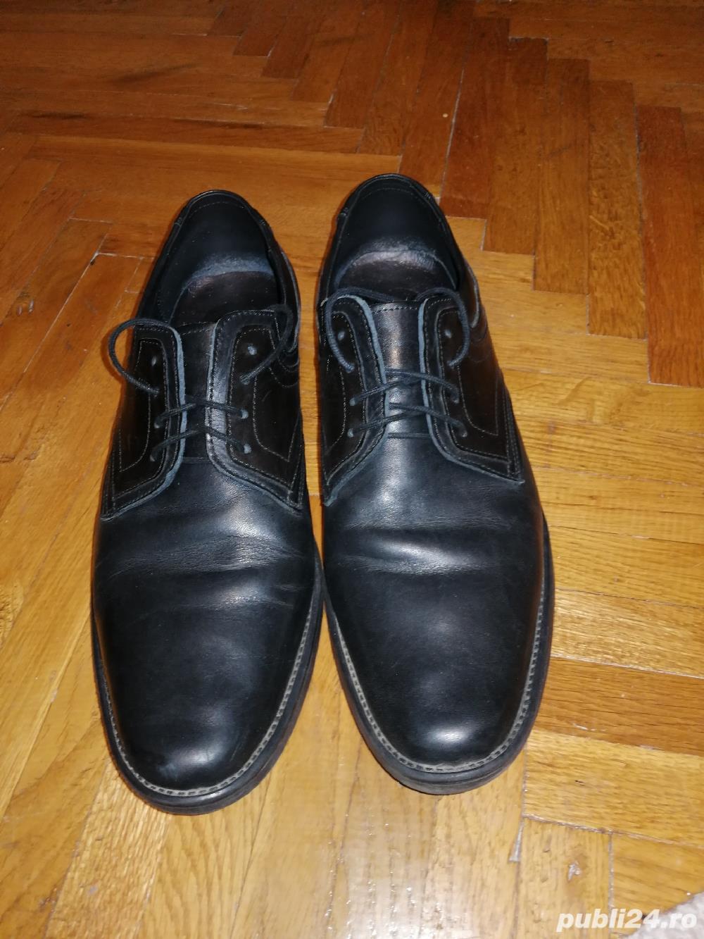 Pantofi piele nr 43-44