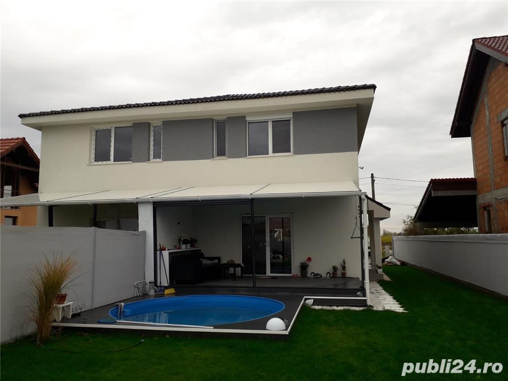 Casa cu 3 camere, curte, 2 locuri parcare, Dumbravita - 99.000 euro