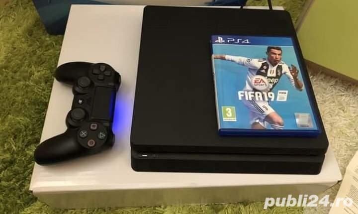 Playstation 4 cu 10 jocuri