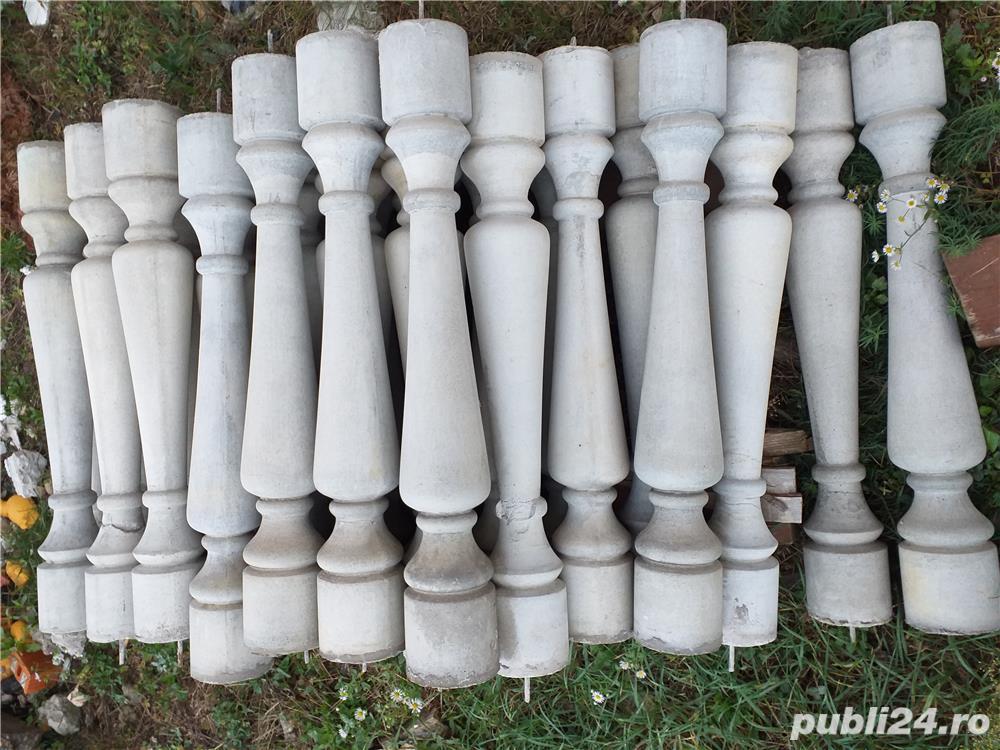 stilpi de beton pt balustrada