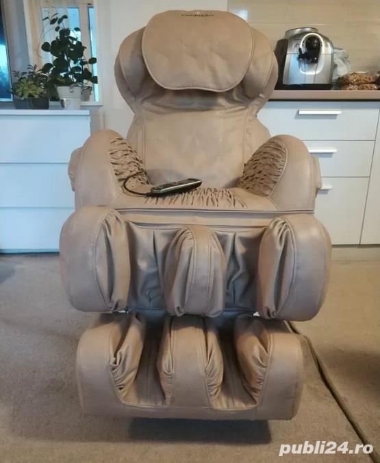 Scan masaj Chairmony Advanced Beige