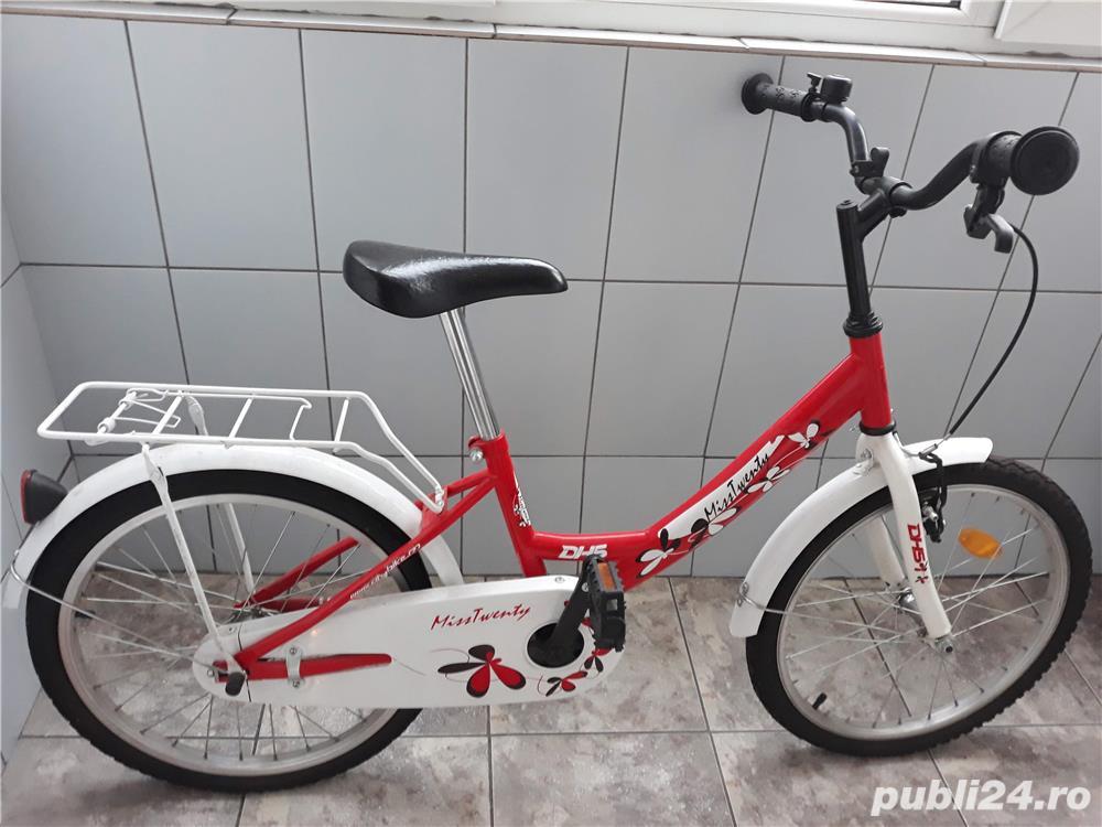 Vand bicicleta DHS FETE MISS TWENTY