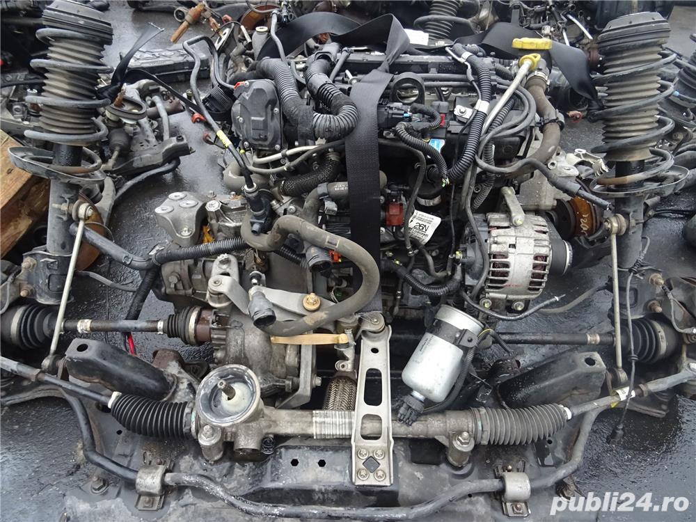Motor Opel Corsa D 1.3 CDTI A13DTE E5 70 KW 95 CP din 2012 fara anexe