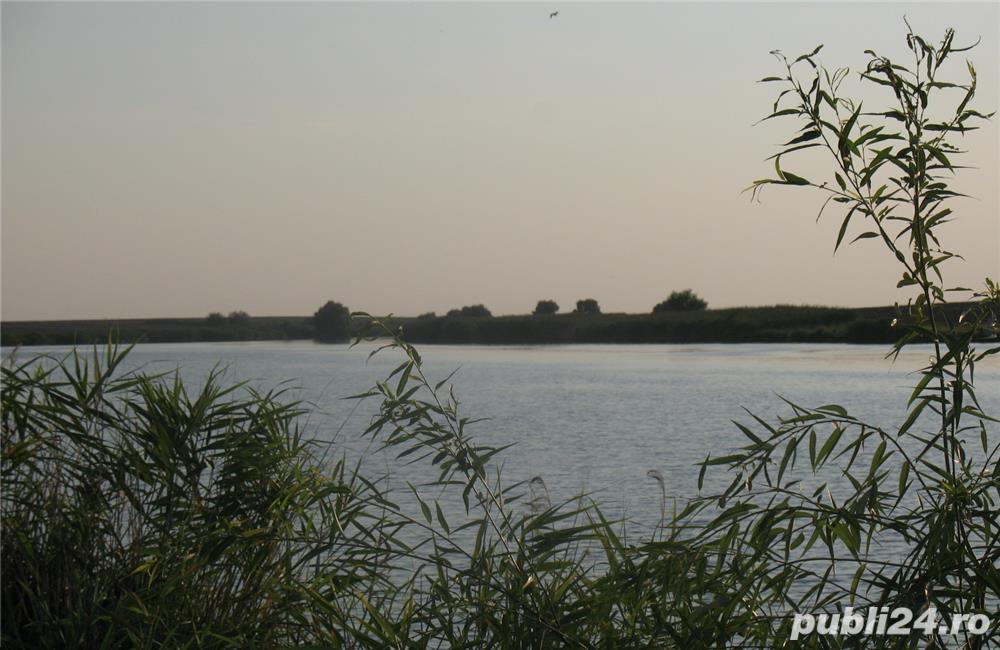 Ocazie rara - balti pescuit proprietate, langa Bucuresti