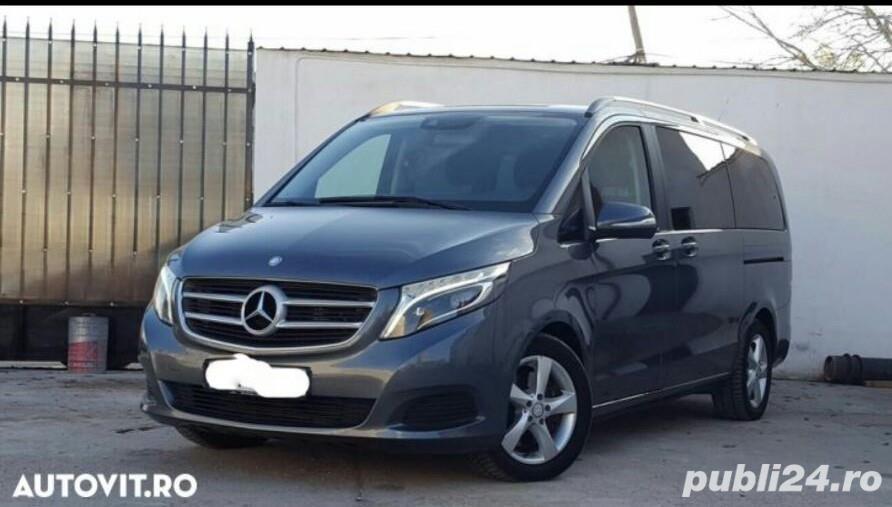Mercedes-benz Clasa V250