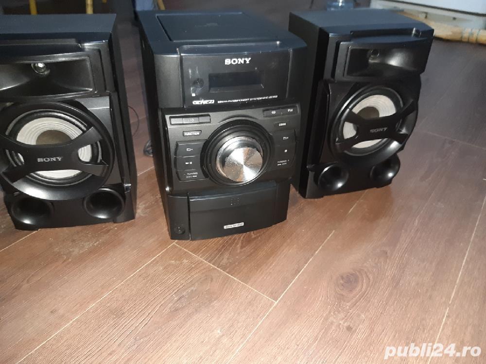 Sony   functie  ipod    radio  cd