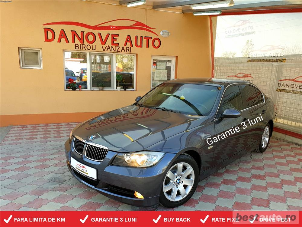 Bmw 320,GARANTIE 3 LUNI,BUY BACK ,RATE FIXE,motor 2000 Tdi,163 cp,6+1 trepte.