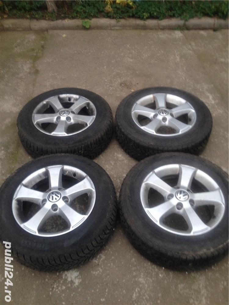 Jante VW 5x112 +gume195 65 15