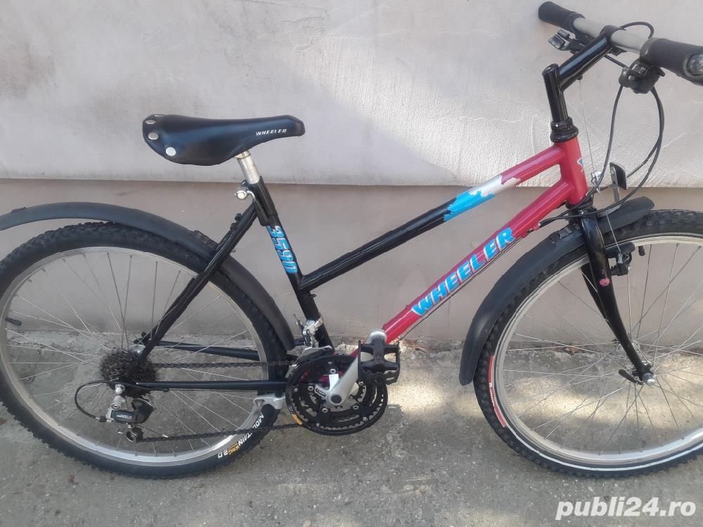 Bicicleta Wheeler pe 26