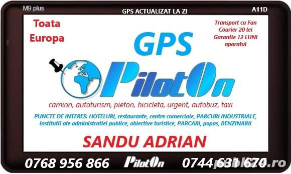 GPS PilotON M9plus, M10, H11, H12