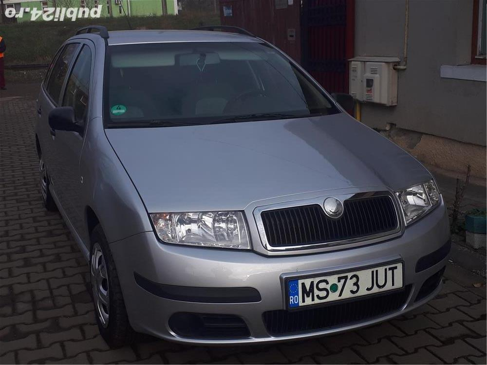 Skoda fabia break, 2007, Euro 4!! 1.4 Tdi-Proprietar
