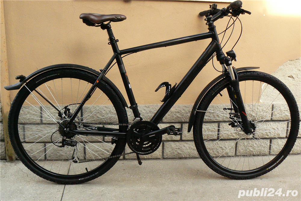 """Bicicleta cross/trekking Bulls cu roti de 28"""""""