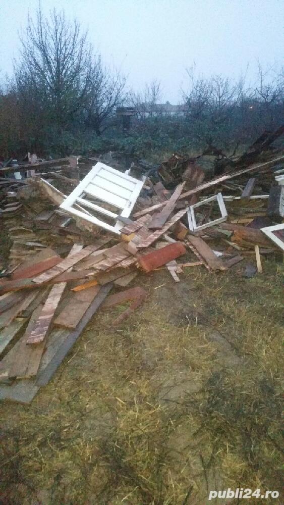 lemne din demolari