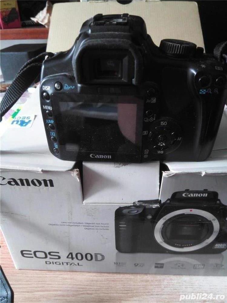 Aparat foto Canon 400D Body