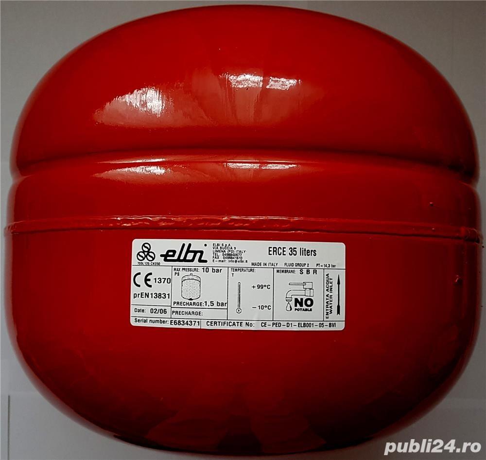 Vand VAS DE EXPANSIUNE pentru incalzire ELBI ERCE 35 (Italia) pentru centrala