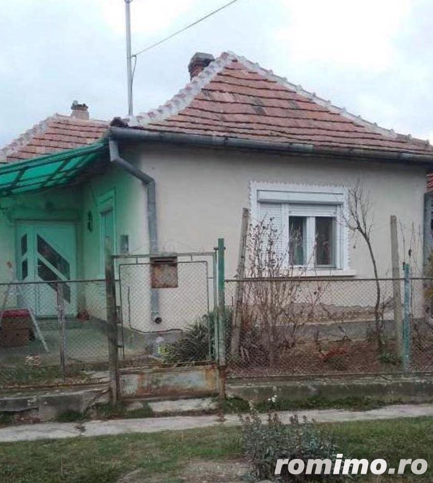 Casa si teren Borumlaca