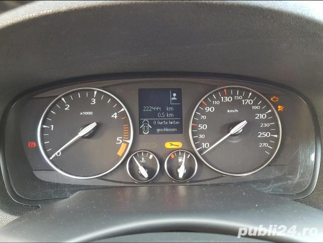 Dezmembrez / dezmembrari piese auto Renault Laguna III hb 3 1.5DCI K9K780 6+1T manuala an 2007
