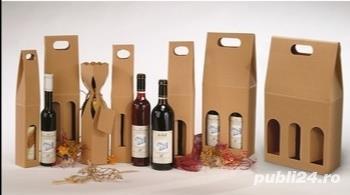 Cutii pentru sticle de vin