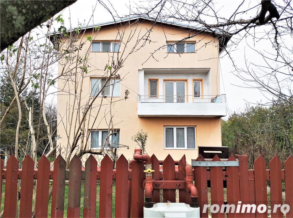 Apartament cu 3 camere in Vila - Strada Vasile Voiculescu | Buftea