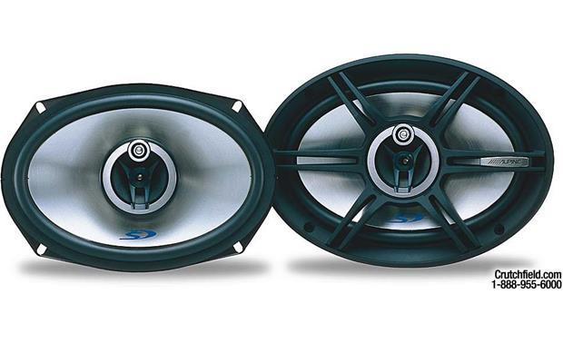 Vand sistem audio Alpine