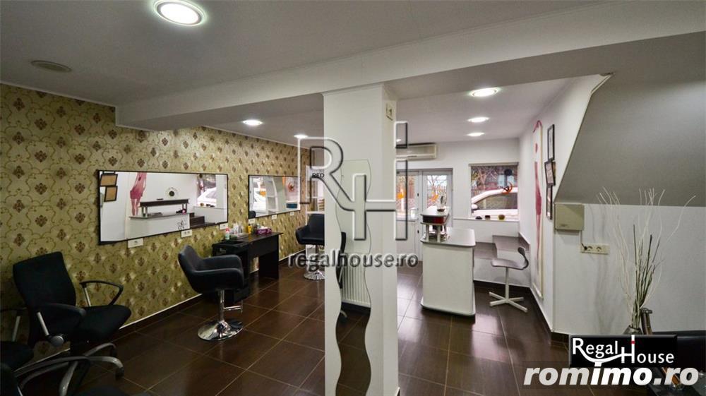 Baneasa - Apicultorilor, salon de infrumusetare mobilat