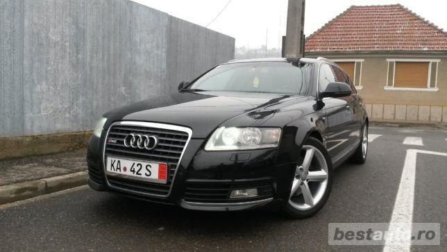 Audi A6 S-line 2.0 Tdi Euro 5
