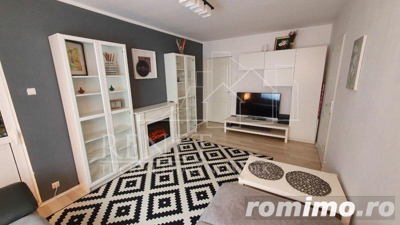 Apartament cu 4 camere , caminul ideal al unei familii -Crangasi- Comision Zero