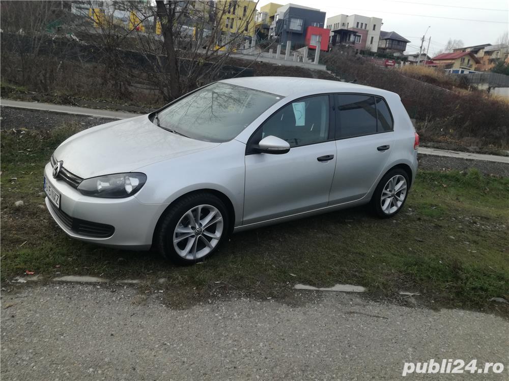 VW Golf 6 BLUEmotion 1.6TDi, an 2012, climatronic 2 zone, 105 CP, import Germania