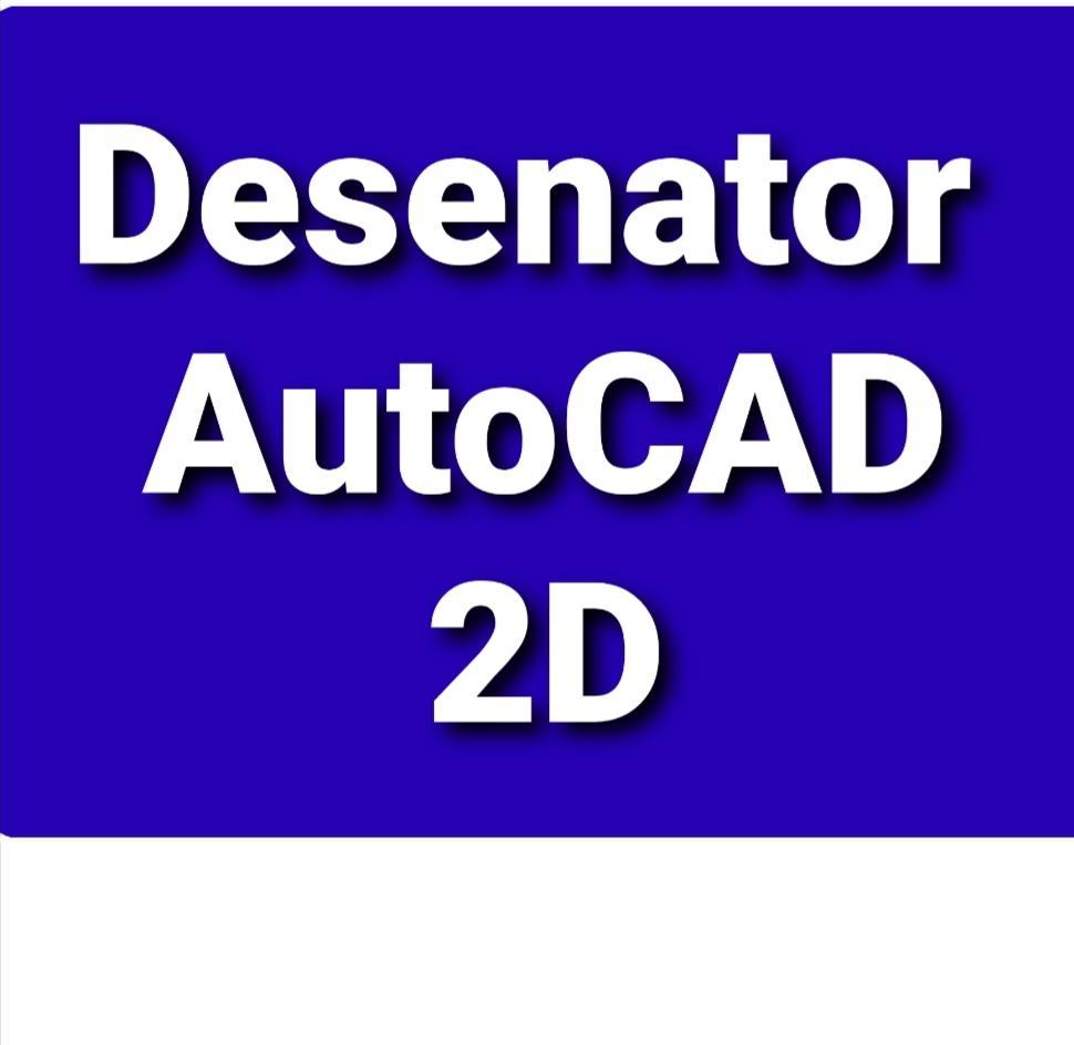 3000 Net Desenator 2D in AutoCAD