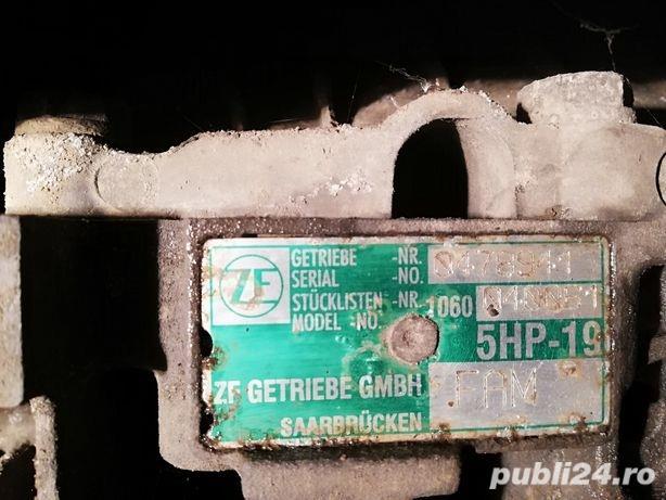 Vând cutie de viteze automata ZF 5hp-19 FAM