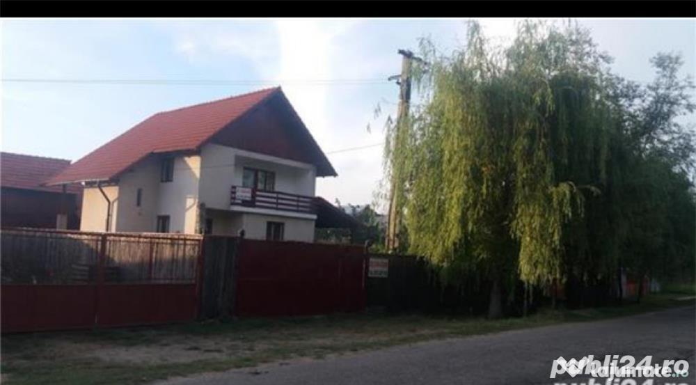 Vila + gratis 5000mp teren zona Danicei-Valcea