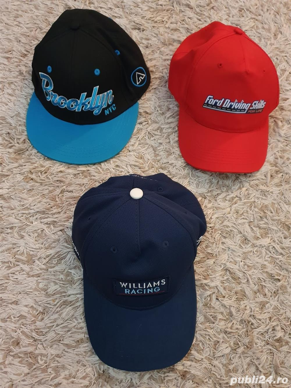 Sapca Brooklyn Ford Driving Williams Racing