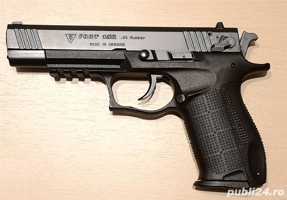 Pistol Autoaparare Fort 18R cal. .45