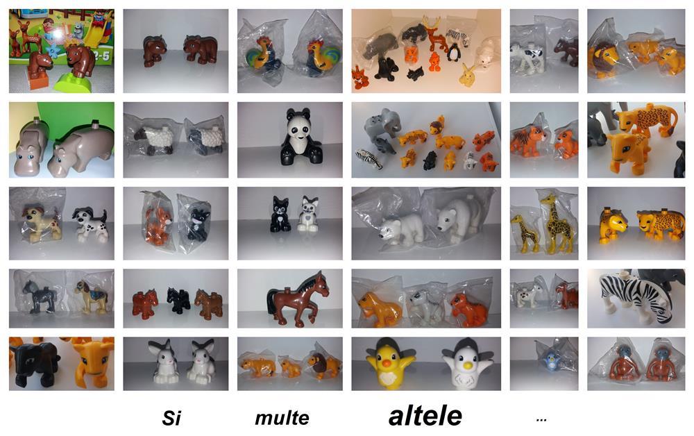 Lego Duplo - Animalute diverse originale, noi sau utilizate