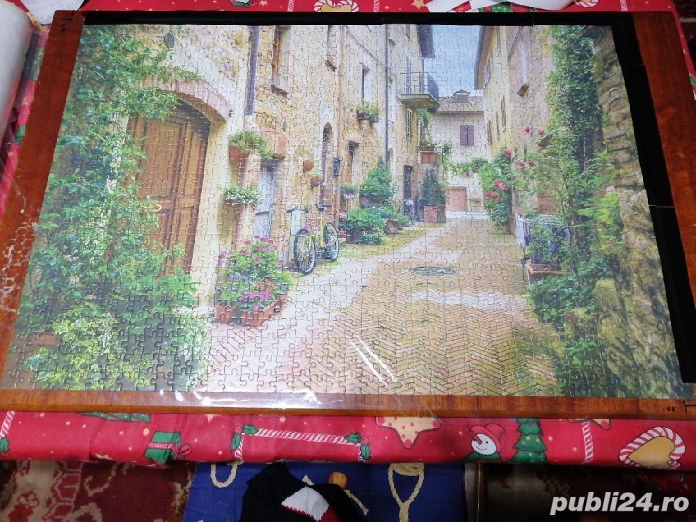 Capodopera din puzzle 5 bucăți