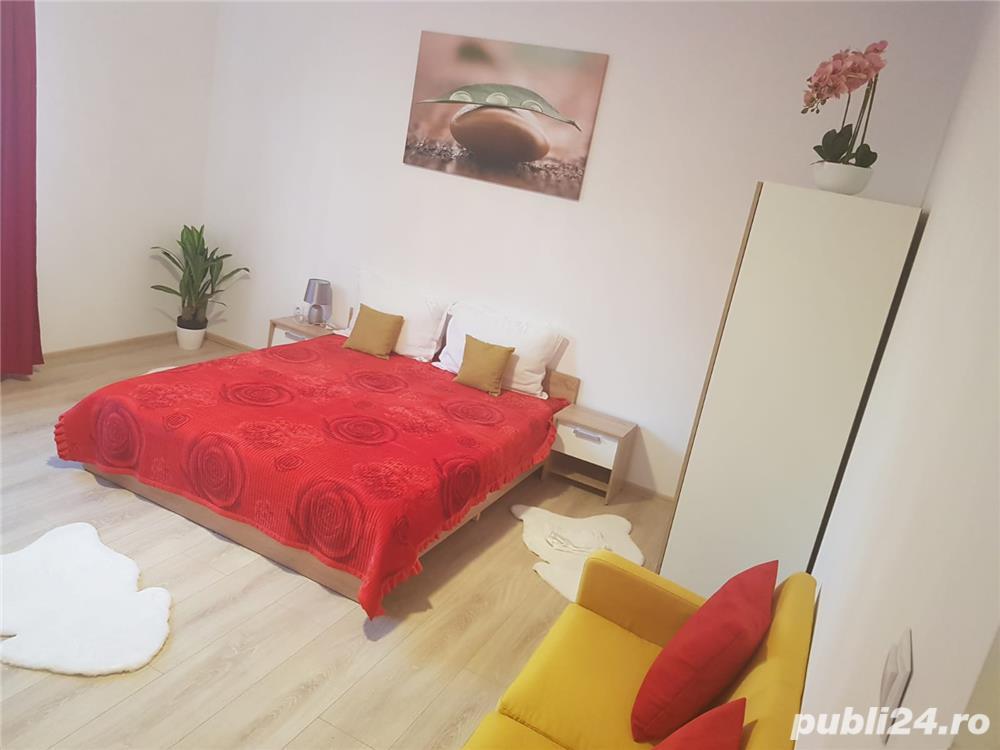 apartament nou in regim hotelier