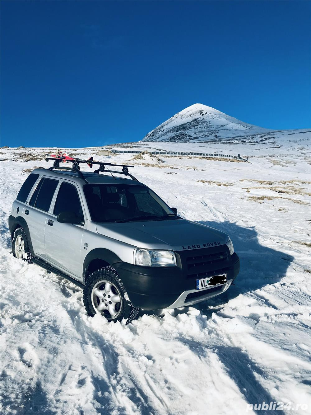 Land Rover Freelander - înmatriculat