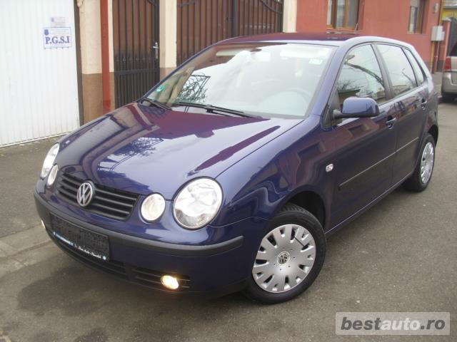 Vw Polo 1.4i an 2004 euro 4