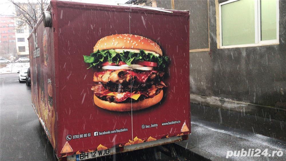 Inchiriez sau vand rulota Fast-Food