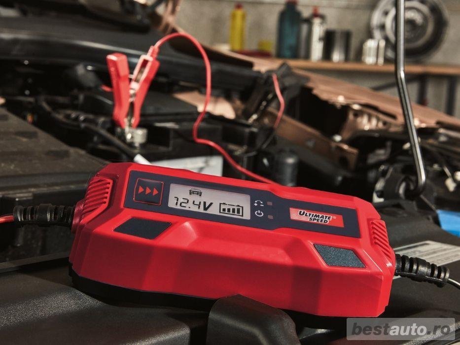 Redresor Robotizat ultimul tip AFISAJ DIGITAL.s.3-Vitan.Pret depozit Charger baterii auto/moto siGEL