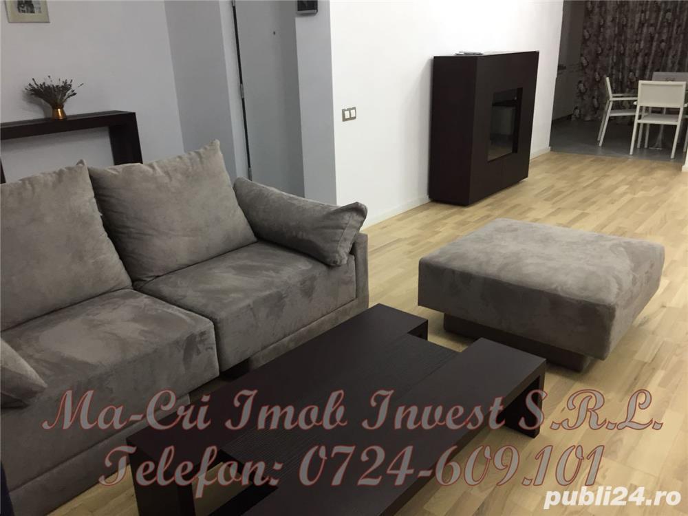 VANZARE!!!-LUX-Apartament 4 camere-Baneasa/Sisesti cu terasa superioara-103 mp