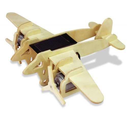 Avion solar 3d