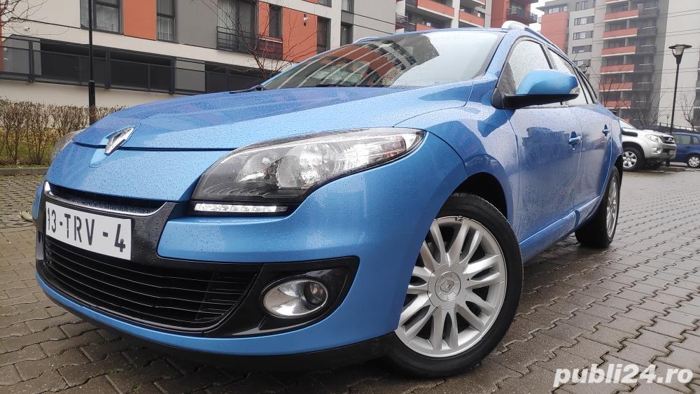 Renault Megane1.5 dci/110cp/led - uri/jante 17/euro 5