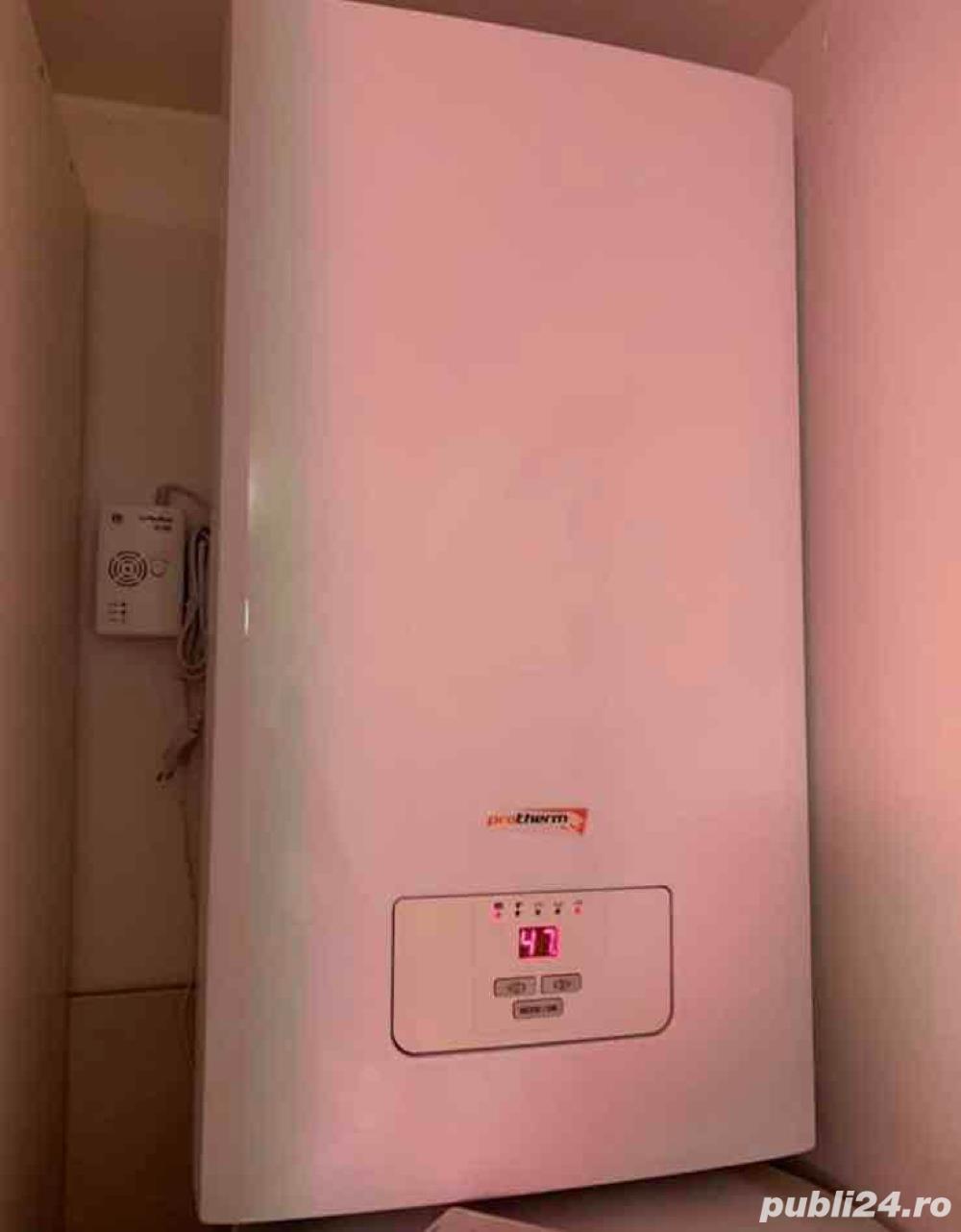 Vand centrala termica electrica Protherm si boiler 200 litri
