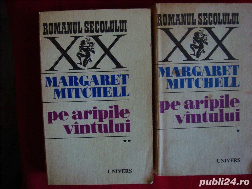 """Romanul secolului XX-""""Pe aripile vantului'-Margaret Mitchell"""