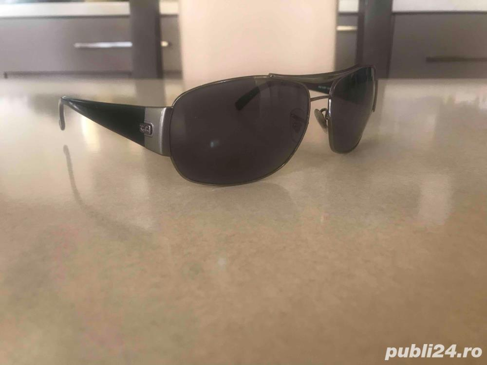 Ochelari Ray Ban  RB 3357, polarizati,cu rama metalica