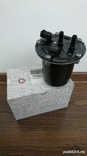 Baterie filtru combustibil Dacia/Renault