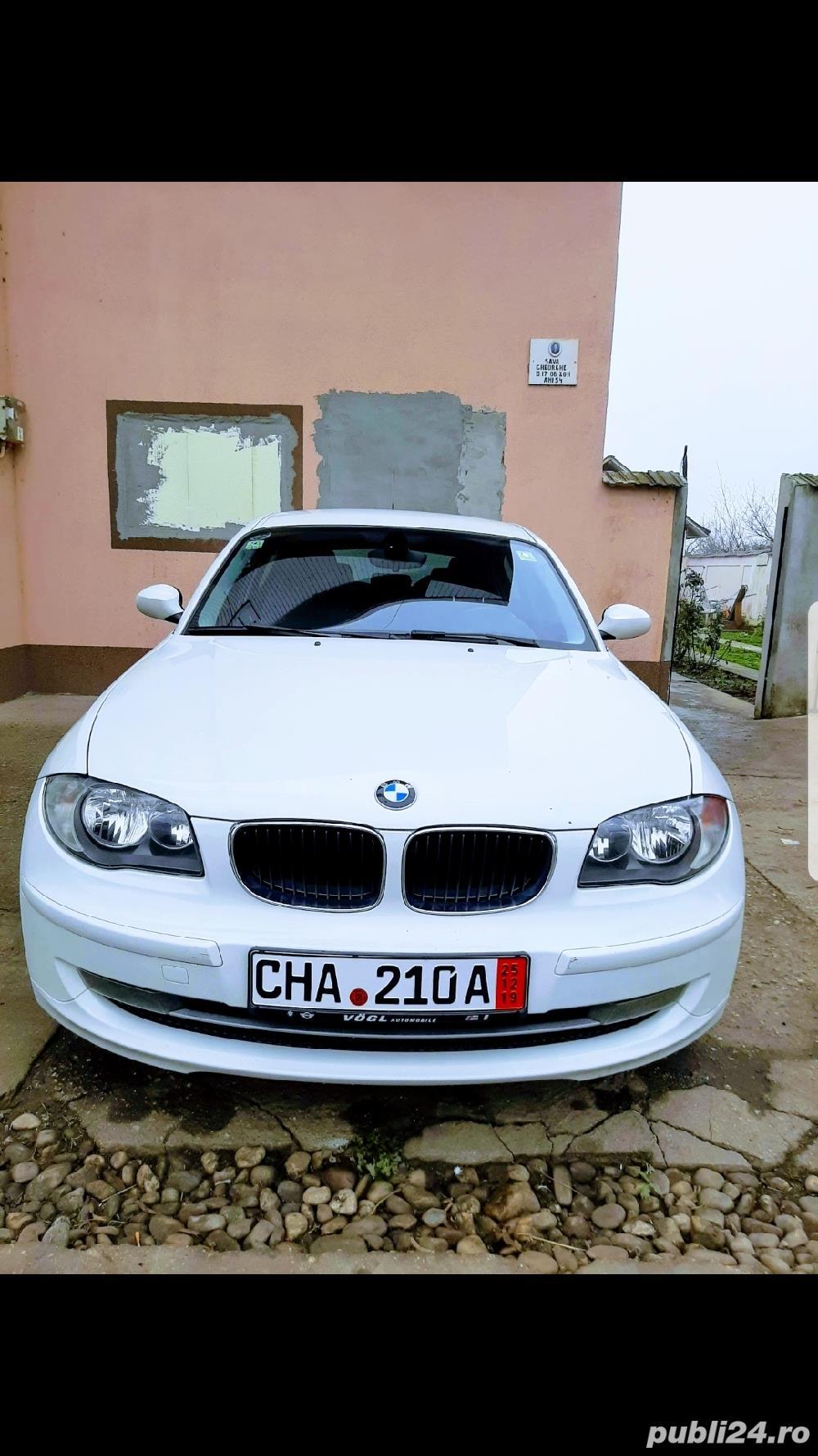Bmw E87D Euro 5 2010