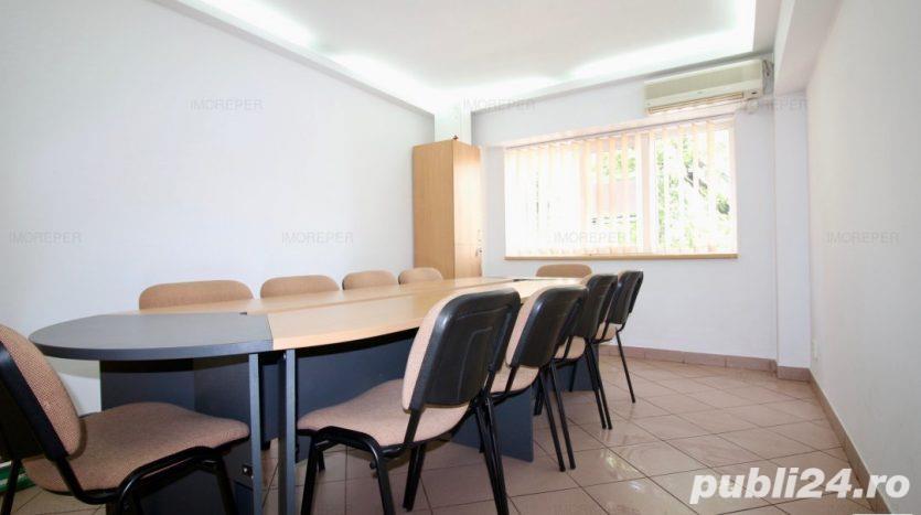 Ultracentral - Calea Victoriei 105, apt. 2 camere, la parter, exclusiv pentru activitate de birouri