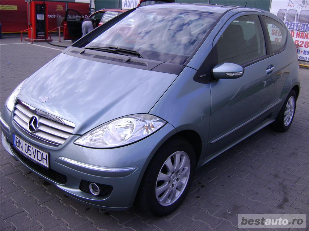 Mercedes-benz Clasa A A 150